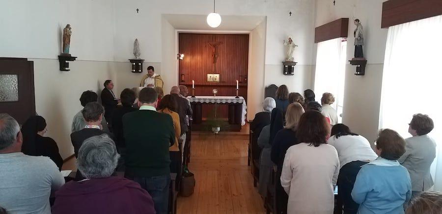 Ministros Extraordinários da Comunhão da Diocese de Beja reunem-se em Beja, para formação
