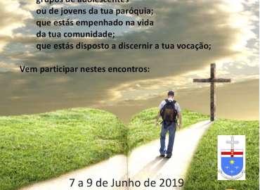 Encontro de Pré-Seminário da Diocese de Beja
