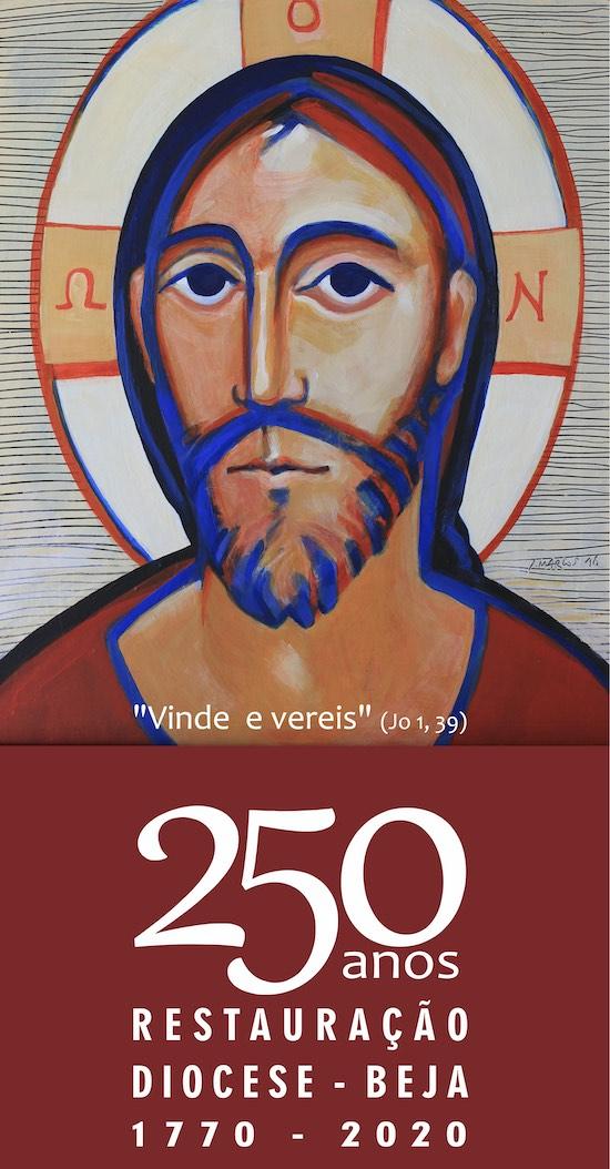250 anos da restauração da Diocese – cartaz