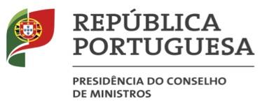 República Portuguesa – COMUNICADO CONSELHO MINISTROS 12 março 2020