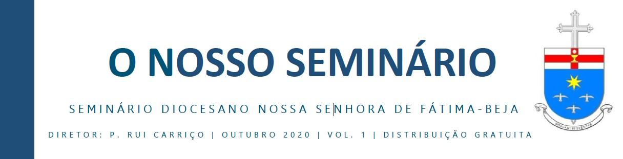 """Jornal """"O Nosso Seminário"""" de Fevereiro 2021"""